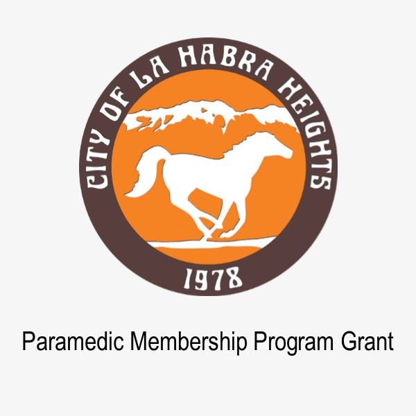 Paramedic Membership Program Grant Icon